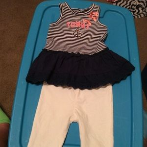 Tommy Hilfiger 24 month girls outfit